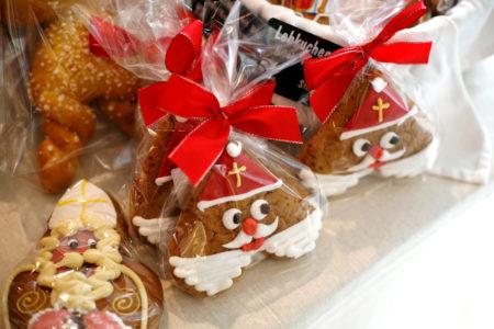 Vorweihnachtszeit Bäckereien
